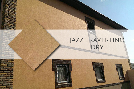 JAZZ TRAVERTINO DRY FINE, MEDIO (ESTERNO)