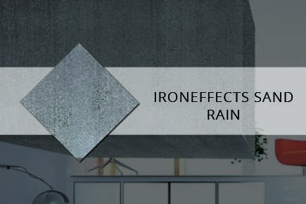 IRONEFFECTS SAND RAIN