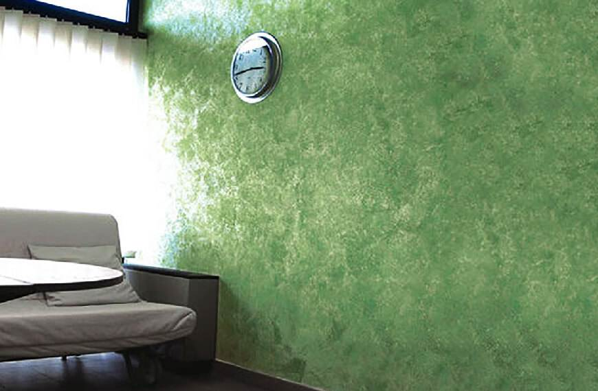 Декоративная краска с патиной «TUSKANIA ANTICA»