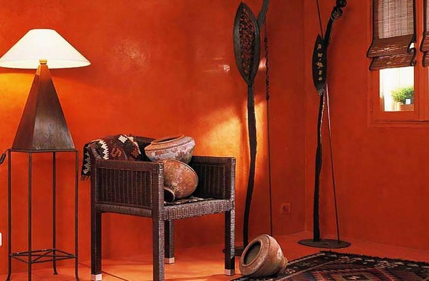 Декоративная штукатурка «FAÇON TADELAKT»