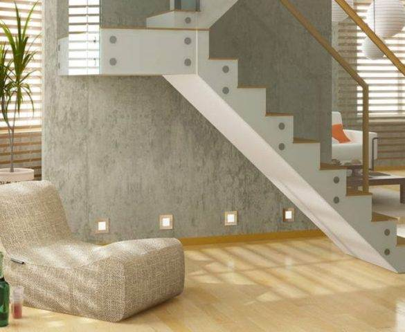 Декоративная штукатурка <br/>Archi + Concrete на стене