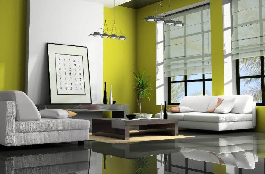 Гладкая краска, подложка для стен «NOVALAK»