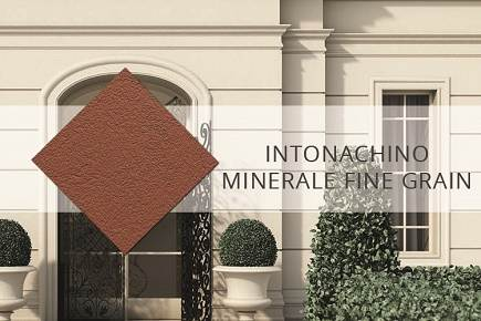 INTONACHINO MINERALE FINE GRAIN