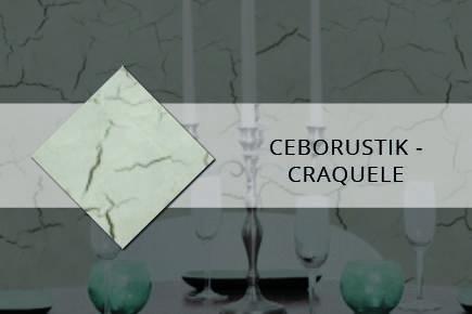 CEBORUSTIK — CRAQUELE