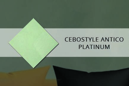 CEBOSTYLE ANTICO PLATINUM