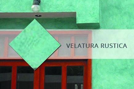 VELATURA RUSTICA